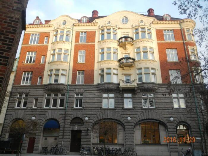 Under 2016 utförde Bredablick Fastighetspartner fönsterrenovering på anrika Brf Trekungahuset mitt i centrala Malmö!